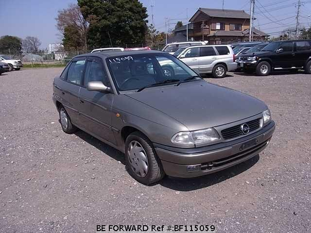 used 1996 opel astra e xd200 for sale bf115059 be forward. Black Bedroom Furniture Sets. Home Design Ideas