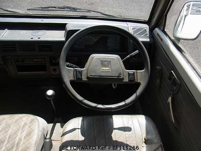 Used 1995 MAZDA BONGO BRAWNY TRUCK W CAB/U-SD29T for Sale ...