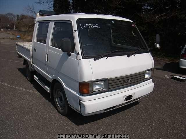 Used 1995 Mazda Bongo Brawny Truck W Cab  U-sd29t For Sale Bf115266