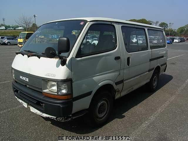 Used 1991 TOYOTA HIACE VAN LONG DX/U-LH119V for Sale