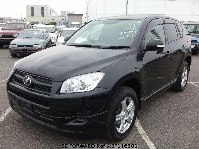2008 Toyota Rav4 For Sale >> Used 2008 Toyota Rav4 X Dba Aca36w For Sale Bf116301 Be