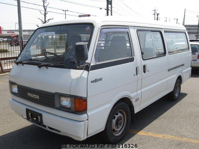 Used 1991 MAZDA BONGO BRAWNY VAN/U-SR2AV for Sale BF116326 ...