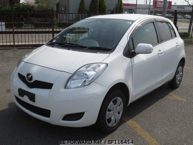 Used 2008 TOYOTA VITZ FCBANCP95 for Sale BF116454  BE FORWARD