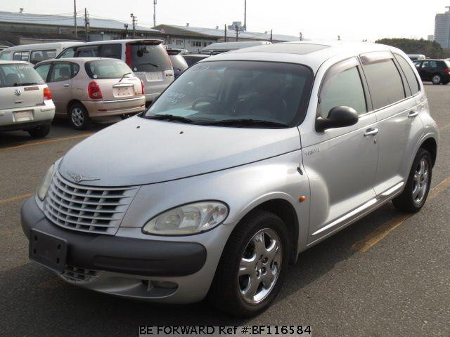 used 2000 chrysler pt cruiser limited gf pt2k20 for sale. Black Bedroom Furniture Sets. Home Design Ideas