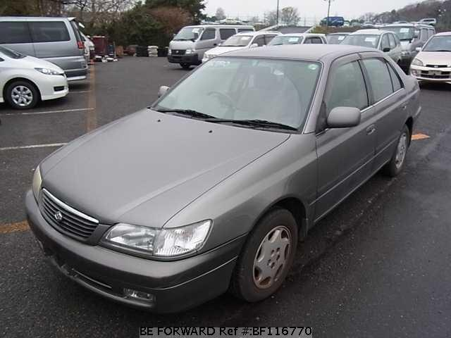 Used 1999 TOYOTA CORONA PREMIO BF116770 for Sale