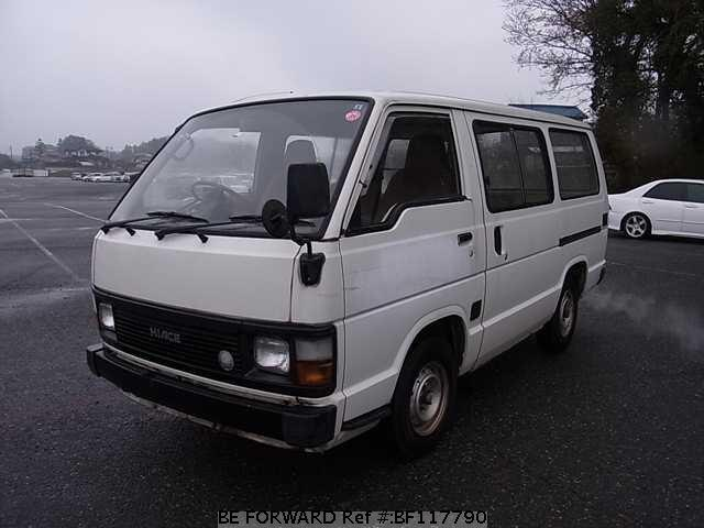 Used 1987 Toyota Hiace Van Bf117790 For Image