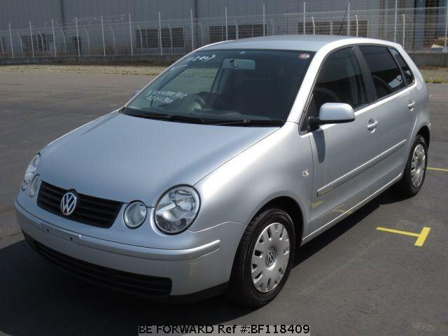 used 2004 volkswagen polo gh 9nbby for sale bf118409 be forward. Black Bedroom Furniture Sets. Home Design Ideas