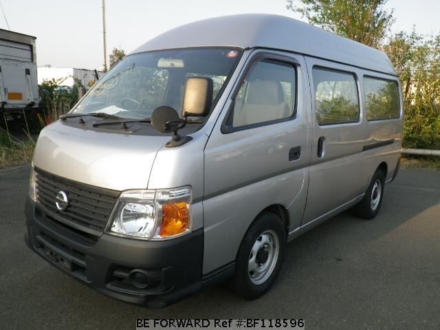 Used 2006 Nissan Caravan Van Highroof Long Lc Cqge25 For Sale
