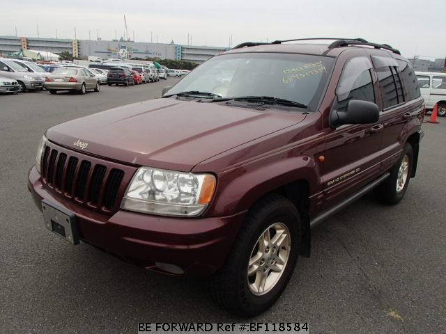 Used 1999 JEEP GRAND CHEROKEE BF118584 For Sale