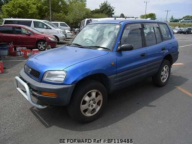 Used 1996 toyota rav4 le sxa11g for sale bf119488 be forward used 1996 toyota rav4 bf119488 for sale sciox Choice Image
