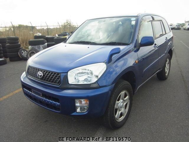 used 2002 toyota rav4 x g ta aca21w for sale bf119570 be forward. Black Bedroom Furniture Sets. Home Design Ideas