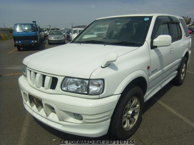 Used 2000 ISUZU WIZARD ALIVE LS/TA-UER25FW for Sale BF119788