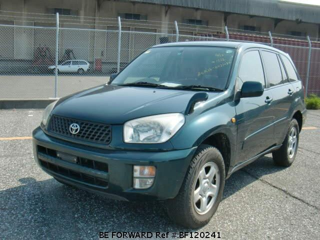 used 2001 toyota rav4 j ta zca26w for sale bf120241 be. Black Bedroom Furniture Sets. Home Design Ideas