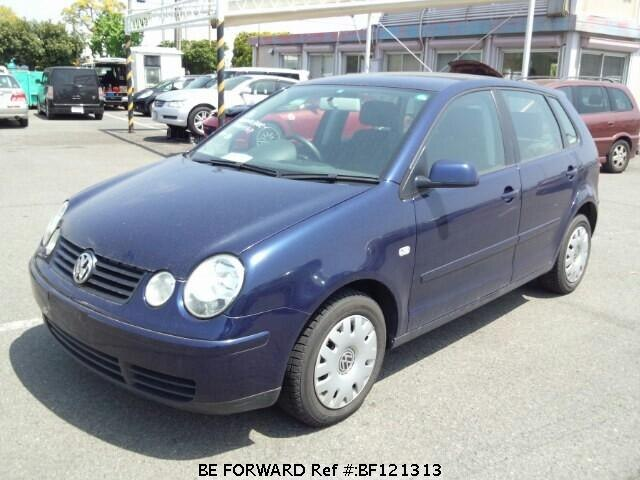 used 2004 volkswagen polo 1 4 gh 9nbby for sale bf121313 be forward. Black Bedroom Furniture Sets. Home Design Ideas