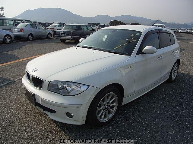 Worksheet. Used 2005 BMW 1 SERIES 116IGHUF16 for Sale BF121230  BE FORWARD