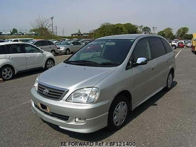 Used 2002 TOYOTA NADIA BF121400 for Sale