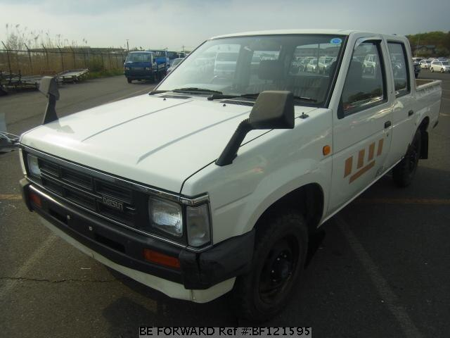 Used 1986 NISSAN DATSUN TRUCK W CAB/L-CGD21 for Sale