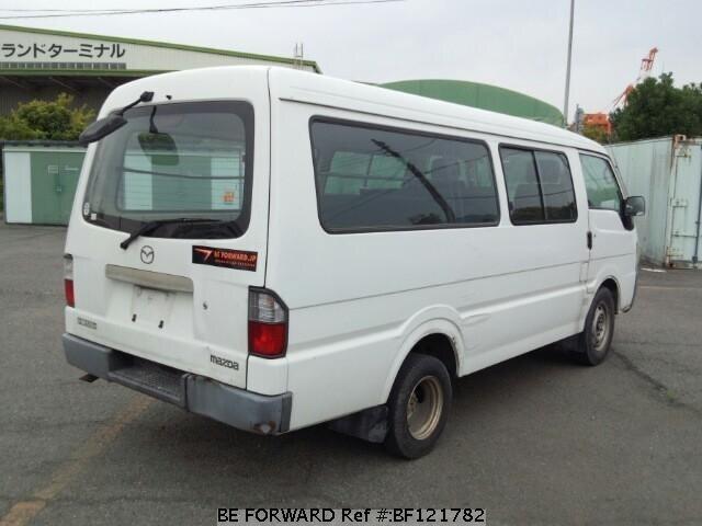 Used 2003 MAZDA BONGO BRAWNY VAN DX/KG-SK56V for Sale ...