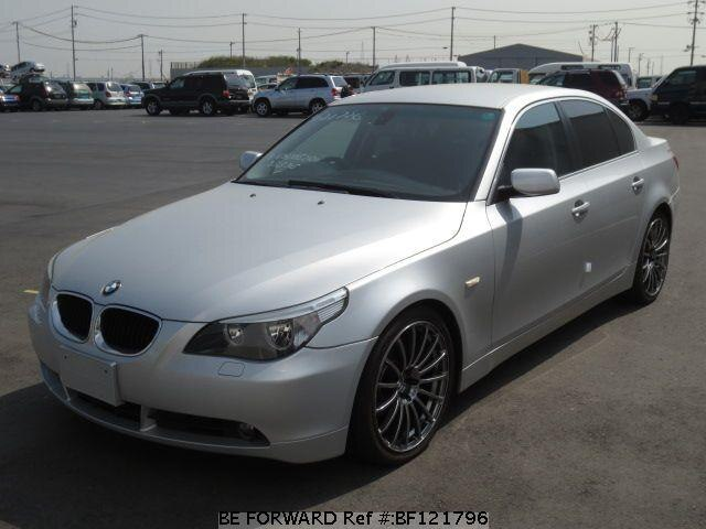 Used 2004 BMW 5 SERIES 525I/GH-NA25 for Sale BF121796 - BE FORWARD
