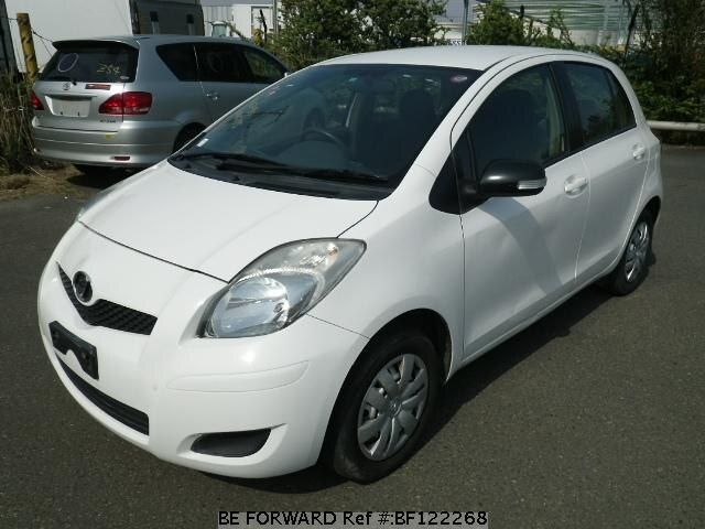 Used 2008 TOYOTA VITZ/DBA-KSP90 for Sale BF122268 - BE FORWARD