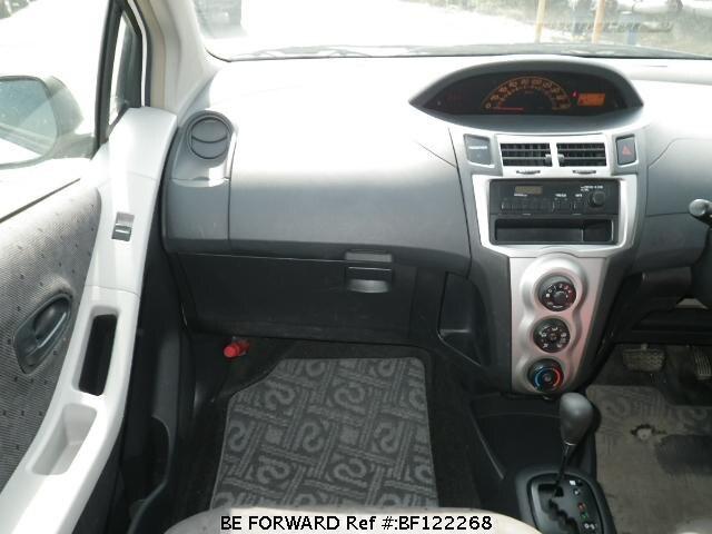 Used 2008 TOYOTA VITZ/DBA-KSP90 for Sale BF122268 - BE FORWARD