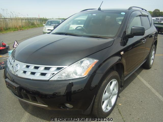 used 2008 nissan murano 250xl cba tz50 for sale bf123260 be forward. Black Bedroom Furniture Sets. Home Design Ideas
