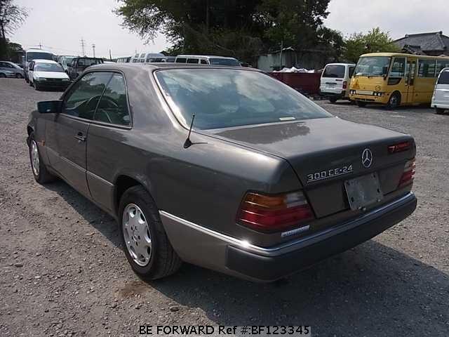 Used 1991 mercedes benz midium class 300ce 24 e 124051 for for Mercedes benz 300ce