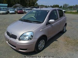 Used 2002 TOYOTA VITZ F/UA-SCP10 for Sale BF116743 - BE FORWARD