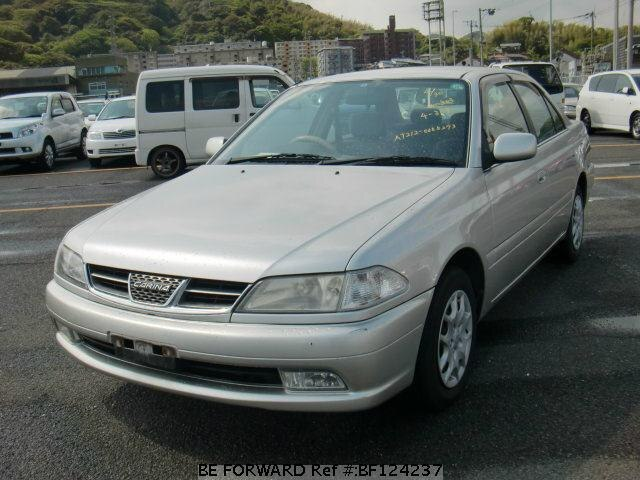 Used 1999 Toyota Carina Ti Myroad Gf At212 For Sale Bf124237 Be