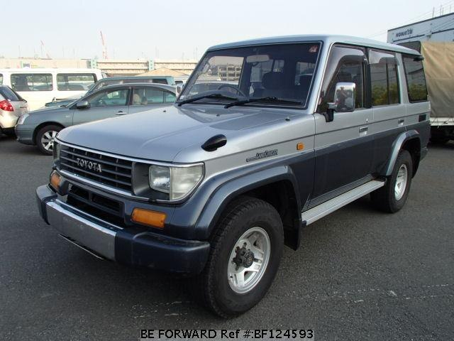 Used Toyota Land Cruiser For Sale Be Forward Autos Post