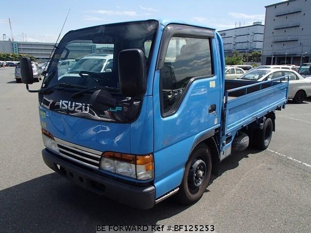 used 2000 isuzu elf truck/kk-nkr66ea for sale bf125253 - be forward