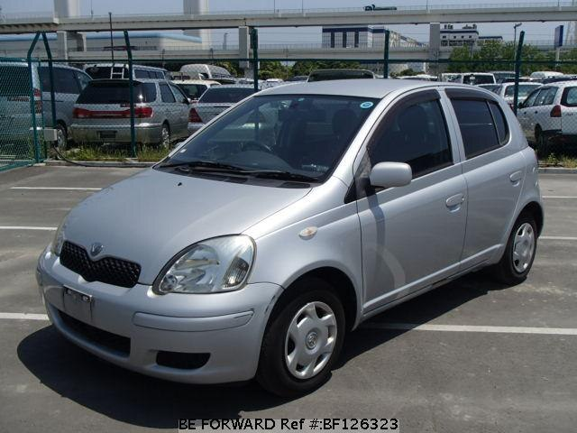 Used 2003 TOYOTA VITZUASCP13 for Sale BF126323  BE FORWARD