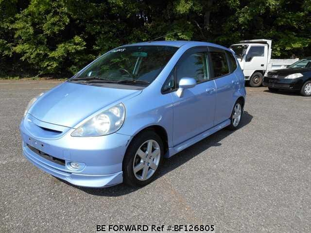 Used 2001 HONDA FIT BF126805 for Sale