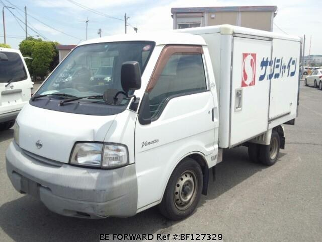 7948b1110a Used 2000 NISSAN VANETTE TRUCK DELIVERY VAN GC-SK82TN for Sale ...