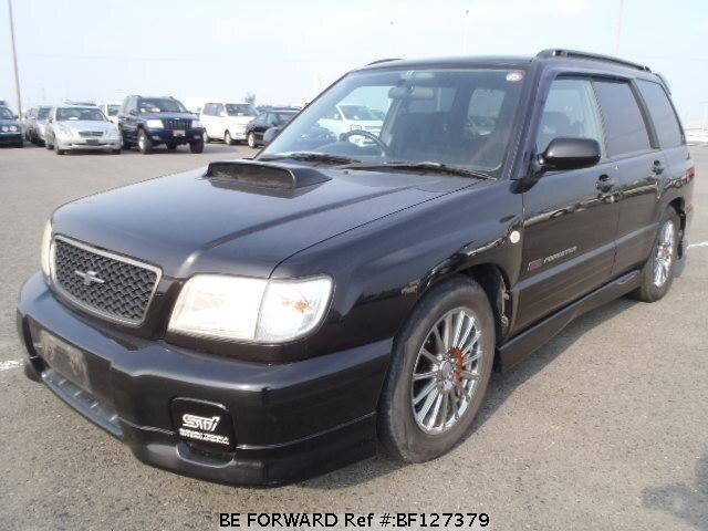 Used 2000 Subaru Forester Stb Stigf Sf5 For Sale Bf127379