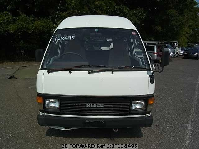 Used 1989 TOYOTA HIACE VAN/M-YH61VH for Sale BF128495 - BE
