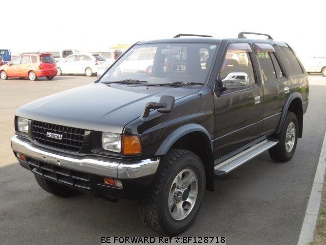Used 1997 ISUZU MU WIZARD/KD-UCS69GW for Sale BF128718 - BE