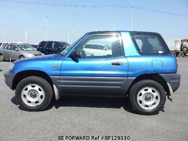 Used 1996 toyota rav4 le sxa10g for sale bf129330 be forward used 1996 toyota rav4 bf129330 for sale image sciox Choice Image