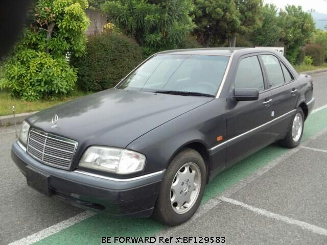 Used 1994 mercedes benz c class c220 e 202022 for sale for 1994 mercedes benz c220