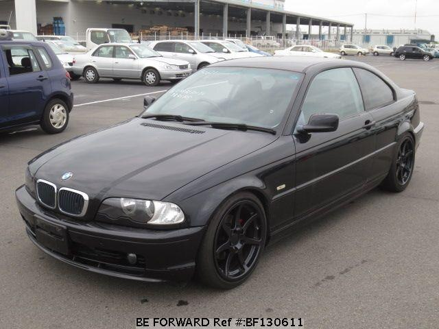Used 2000 BMW 3 SERIES 318CIGFAL19 for Sale BF130611  BE FORWARD