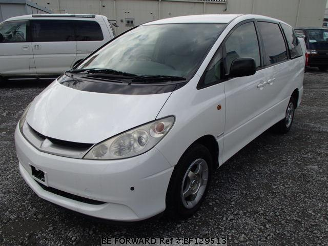 Used 2002 toyota estima hybrid g selectionza ahr10w for sale used 2002 toyota estima hybrid bf129513 for sale fandeluxe Image collections