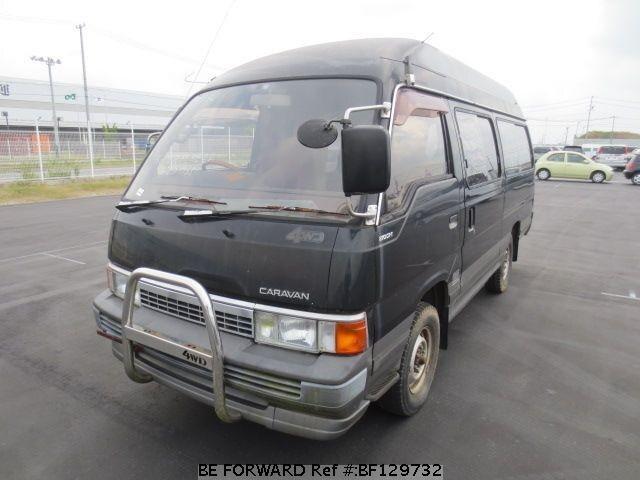 Used 1990 Nissan Caravan Van N Vrmge24 For Sale Bf129732 Be Forward
