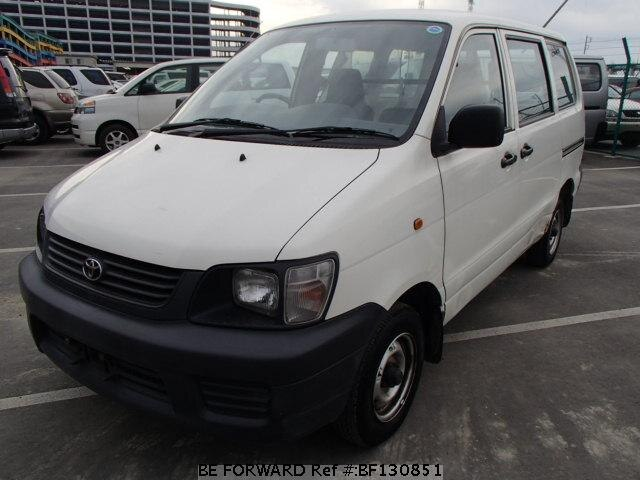 Used 2001 TOYOTA LITEACE VAN DX GC-KR42V for Sale BF130851 - BE FORWARD 2c7cbf196d45