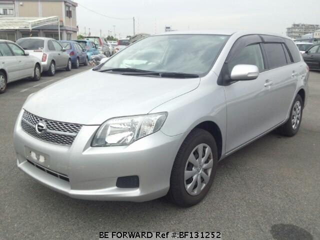 2008 Toyota Corolla For Sale >> Used 2008 Toyota Corolla Fielder 1 5x Dba Nze141g For Sale