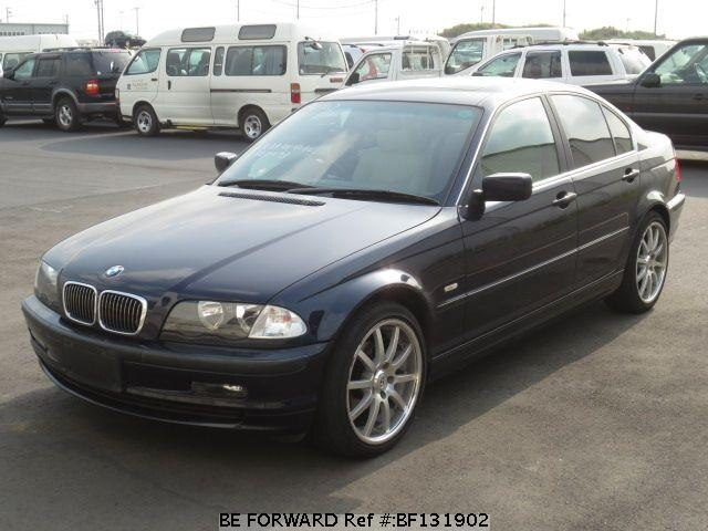 Used 2001 BMW 3 SERIES 320IGHAV22 for Sale BF131902  BE FORWARD