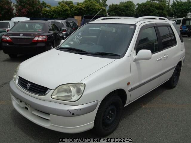 used 2000 toyota raum gf exz15 for sale bf132242 be forward rh beforward jp Toyota Raum 2015 Toyota Raum 2015
