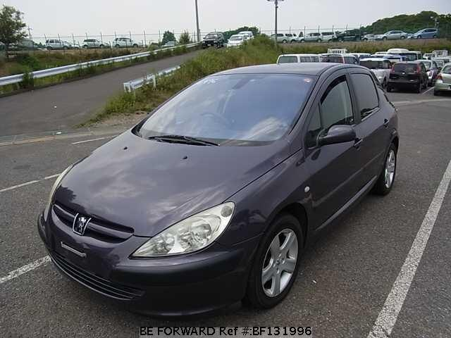 used 2002 peugeot 307 xs/gf-t5 for sale bf131996 - be forward