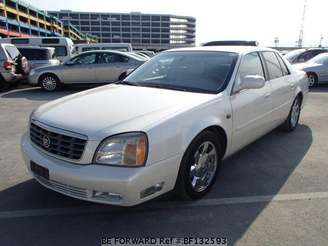 used 2002 cadillac deville dhs gf ak64k for sale bf132593 be forward used 2002 cadillac deville dhs gf ak64k