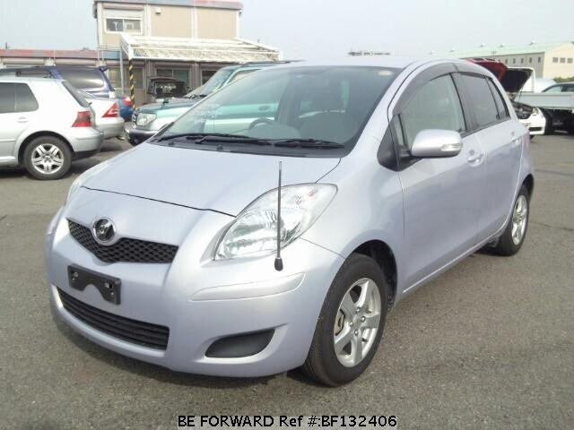 Used 2009 TOYOTA VITZ F LIMITED/DBA-SCP90 for Sale BF132406 - BE FORWARD