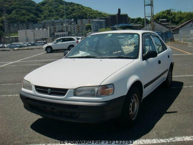 Used 1996 Toyota Corolla Sedan Dx Kd Ce110 For Sale Bf132783 Be Forward